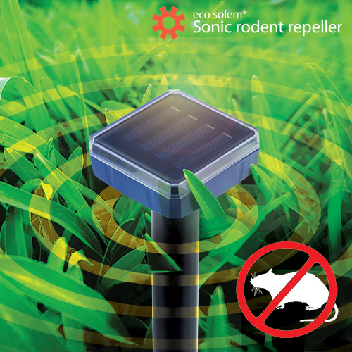 Repelente Solar de Roedores Eco Solem D0500131