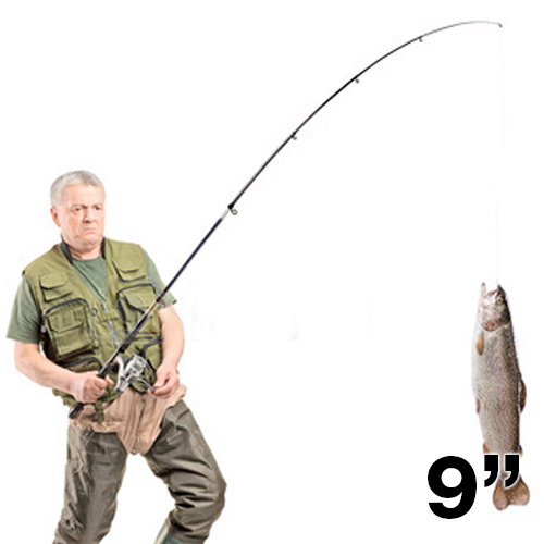 """Set Ribiška Palica 2,7 m/9"""""""