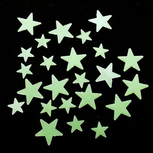 Estrellas Fluorescentes H2500142