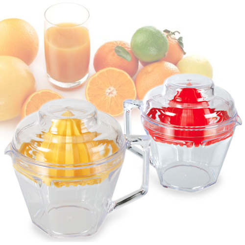 Exprimidor de Frutas Transparente B1520107