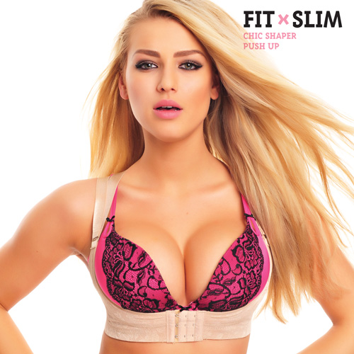 Realzador de Senos Chic Shaper Push Up L F1005226