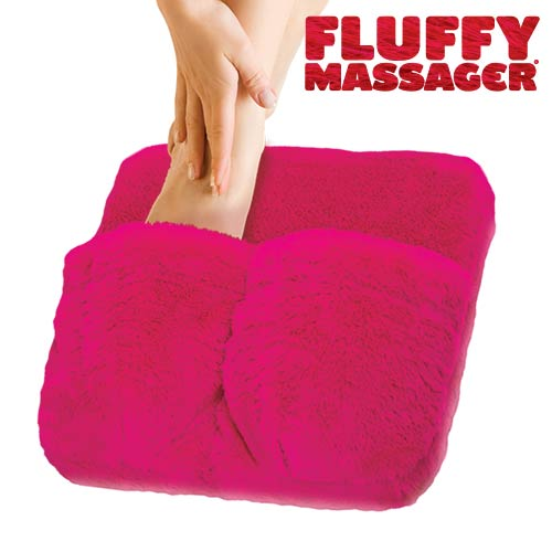 Masajeador de Pies Fluffy Massager Marron Oscuro F1520233
