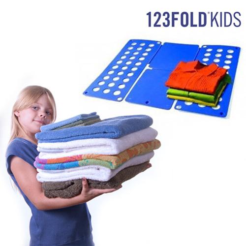 Doblador de Ropa Infantil 123 Fold D4010111