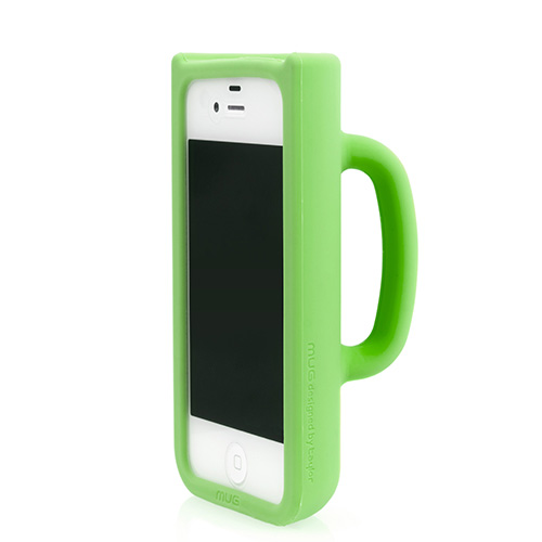 Funda Taza Iphone Naranja H3525194