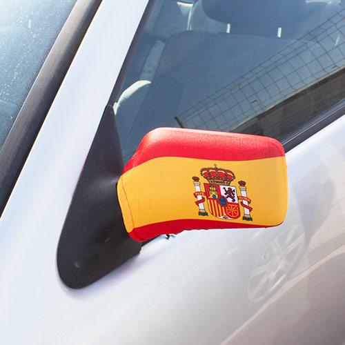 Fundas para Espejos Retrovisores Bandera de España (pack de 2) H2500129