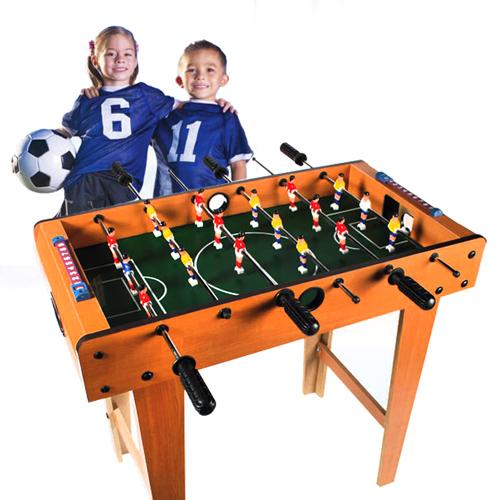 Futbolin Infantil de Madera con Patas H4530256
