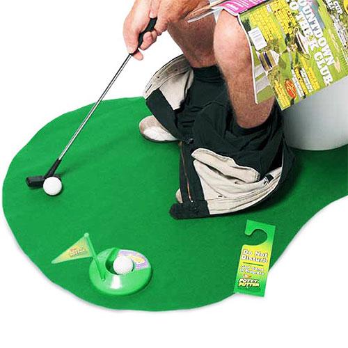 WC Golf készlet