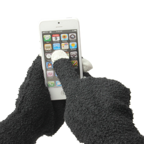 Guantes Tactiles de Punto F1015189