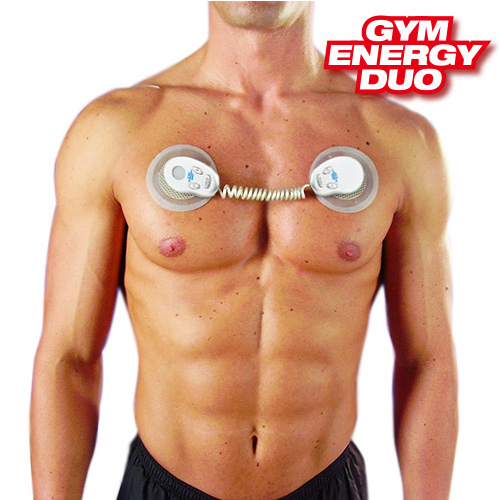 Electroestimulador Gym Energy Duo G1500113