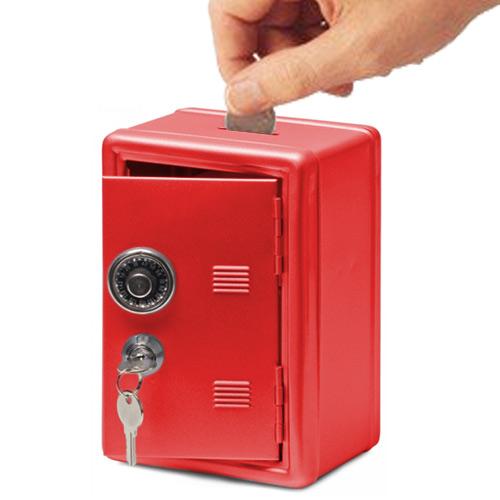 Caja Fuerte Metal Vault Gris H3515172