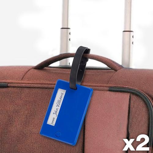 Identificador de Maletas (pack de 2) H1000124