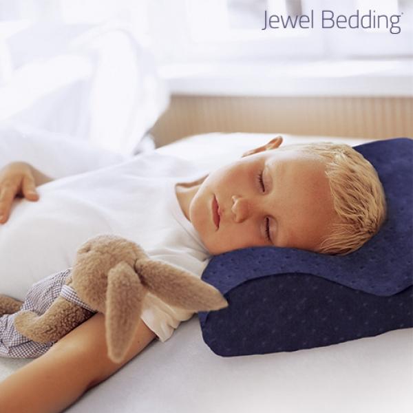 Jewel Bedding Memória Habpárna Huzattal