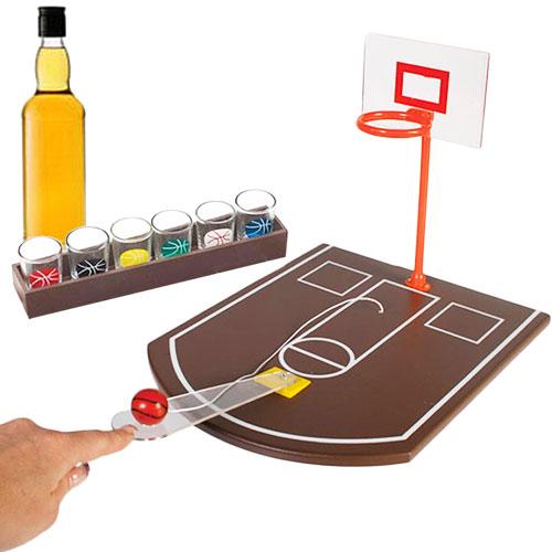 Juego Chupitos Basket H4510107