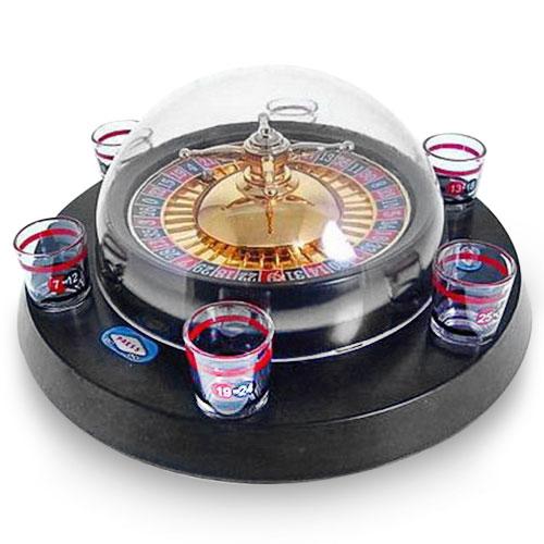 Kasino Roulette<br>Trinkspiel