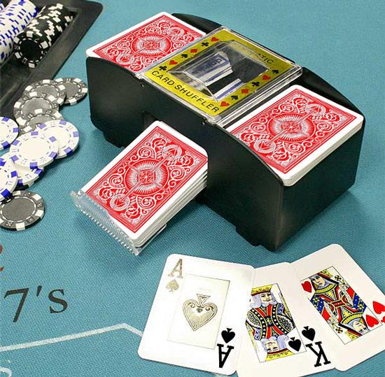 Mezclador Automatico de Cartas H4505109