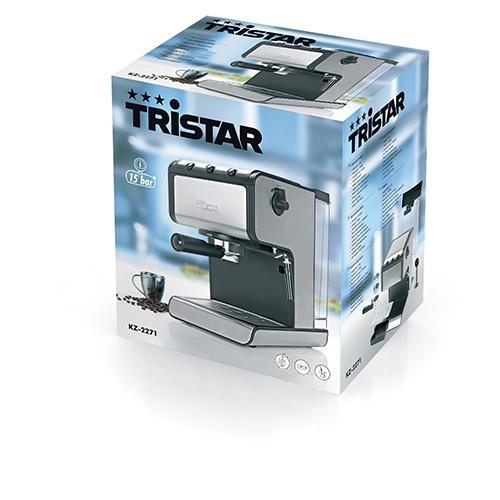 Cafetera Espresso Tristar KZ2271 B1510108