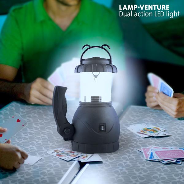 Taborniška Svetilka Z Baklo Lamp Venture