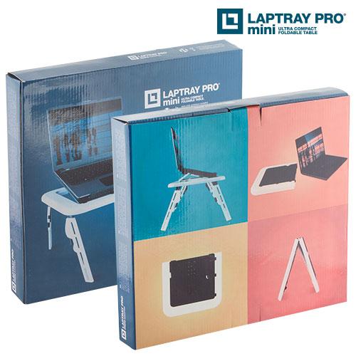 Laptray Pro Mini<br> Laptoptisch mit<br>Ventilator