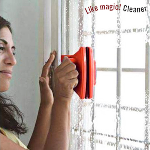 Like Magic Cleaner<br> Magnetic Glass<br>Cleaner