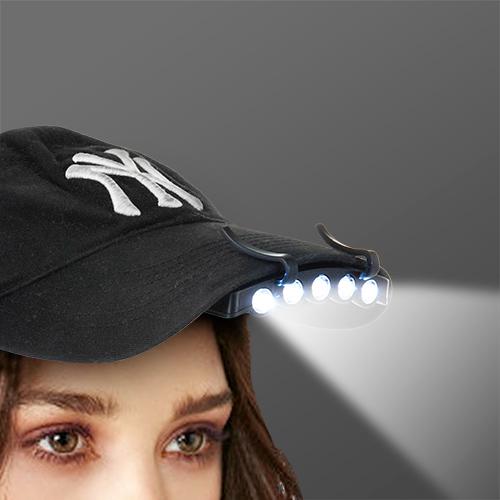 Linterna LED para Gorra D3000181