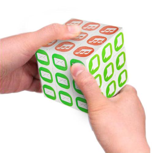 Cubo Magico Iconos Movil H3525231