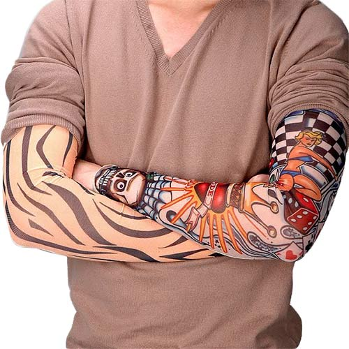 Manga con Tatuajes H0500132