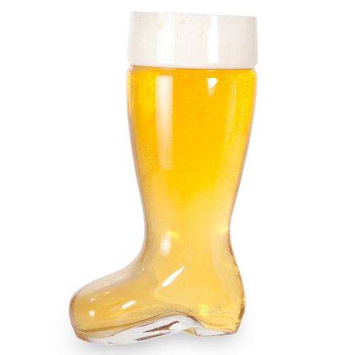 Vaso Pequeño Bota de Cerveza H2500162