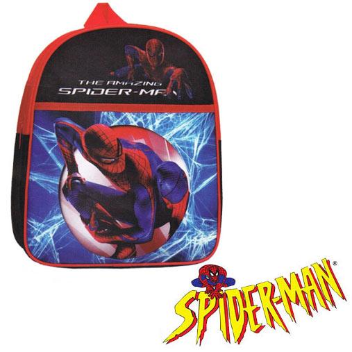 Mochila Infantil Spiderman H4600004