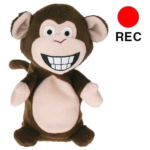 Mono de Peluche Grabador y Reproductor de voz I2500161