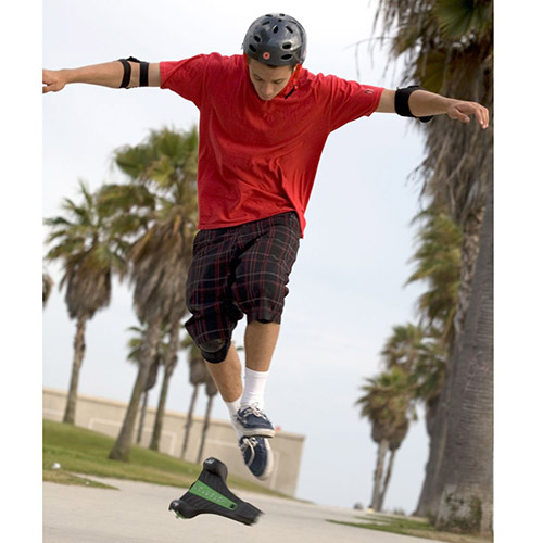 Super Skate<br> Dreieckiges<br>Skateboard