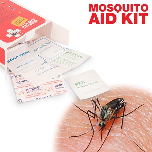 Kit Sanitario para Picaduras de Mosquitos D0500129