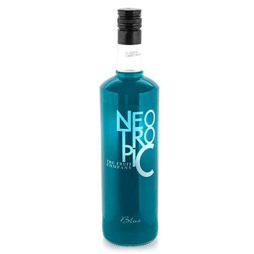 Kék Neo Trópusi Alkoholmentes Frissítő Ital 1 L