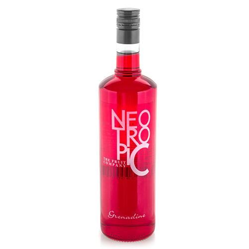 1 L es Gránátalma Neo Trópusi Frissítő Italt Alkohol Nélkül