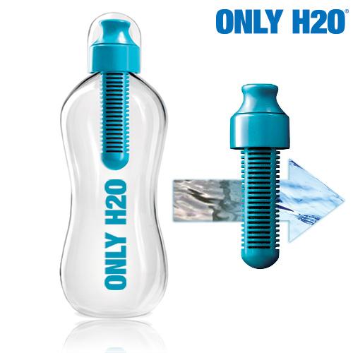 Botella con Filtro de Carbono Only H2O B0520134