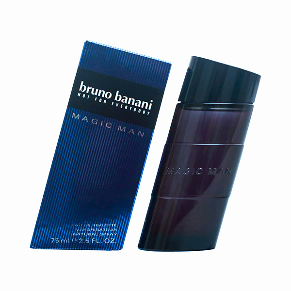 Bruno Banani - MAGIC MAN edt vapo 75 ml