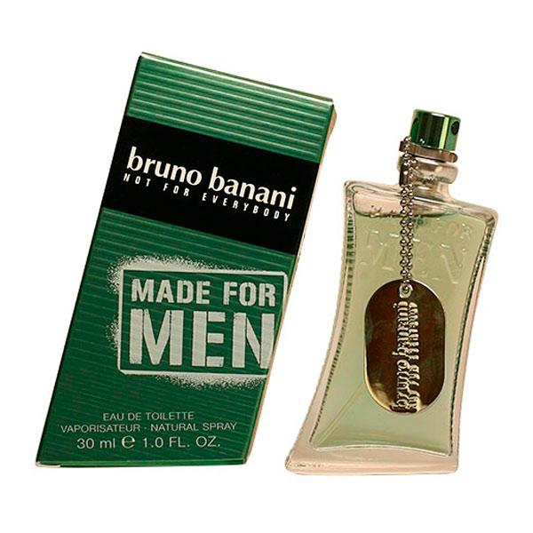 Bruno Banani - MADE FOR MEN edt vaporizador 30 ml