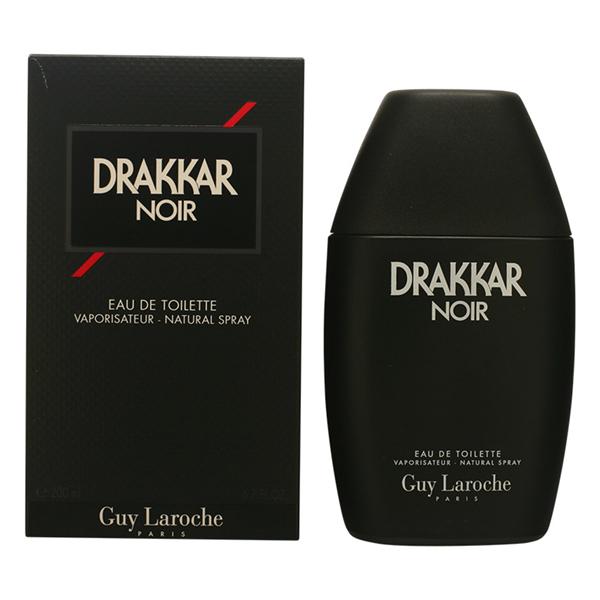 Guy Laroche - DRAKKAR NOIR edt vaporizador 200 ml