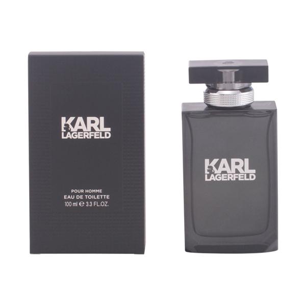 Lagerfeld - KARL LAGERFELD POUR HOMME edt vaporizador 100 ml