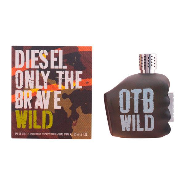 Diesel - ONLY THE BRAVE WILD edt vaporizador 125 ml