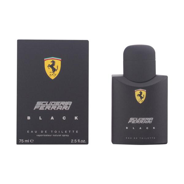 SCUDERIA FERRARI BLACK edt vaporizador 75 ml