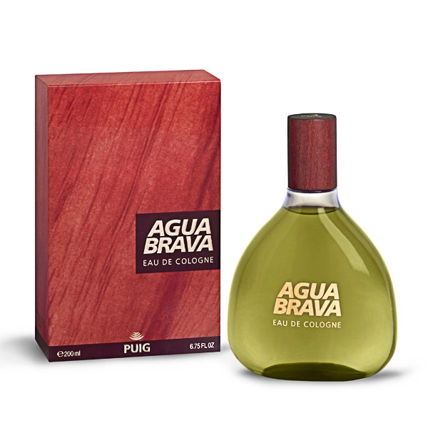 Puig - AGUA BRAVA edc 200 ml