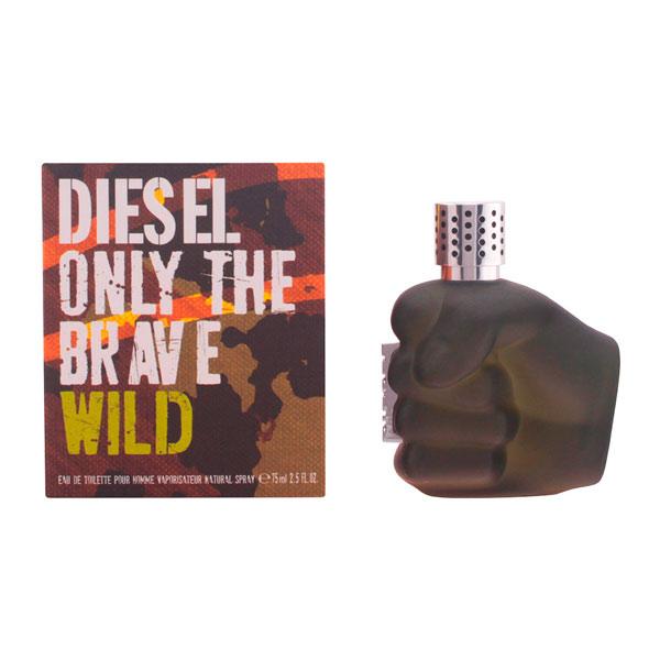 Diesel - ONLY THE BRAVE WILD edt vaporizador 75 ml