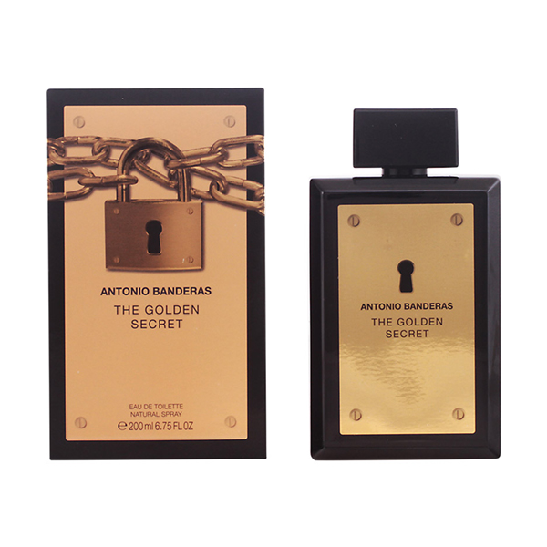 Antonio Banderas - GOLDEN SECRET edt vaporizador 200 ml
