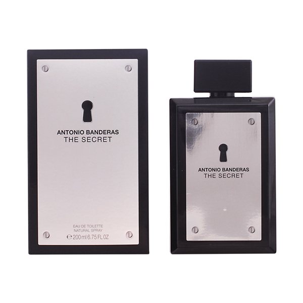 Antonio Banderas - THE SECRET edt vaporizador 200 ml