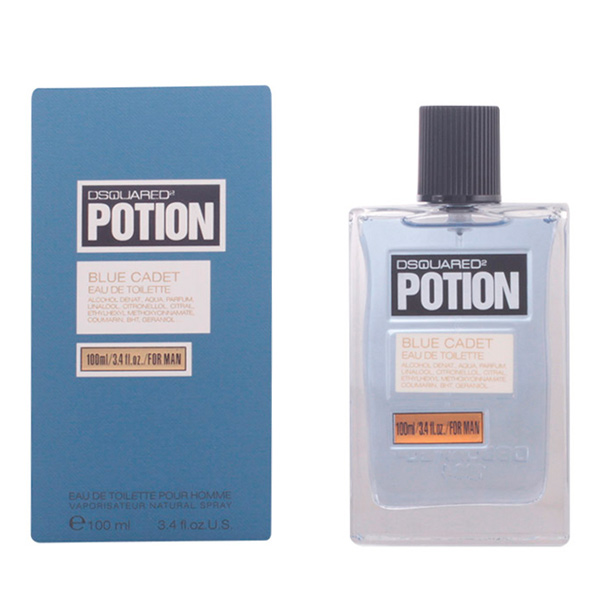 Dsquared2 - POTION BLUE CADET edt vaporizador 100 ml