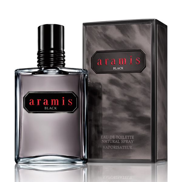Aramis - ARAMIS BLACK edt vaporizador 100 ml