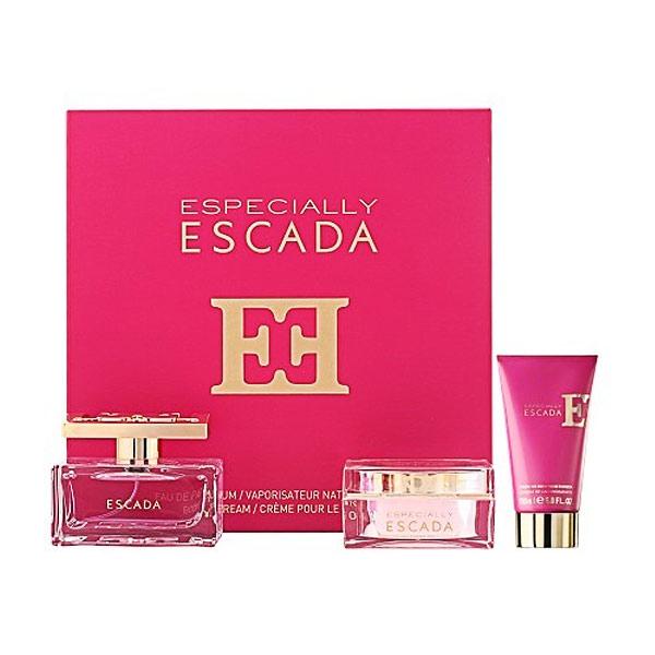 Escada - ESPECIALLY ESCADA LOTE 3 pz