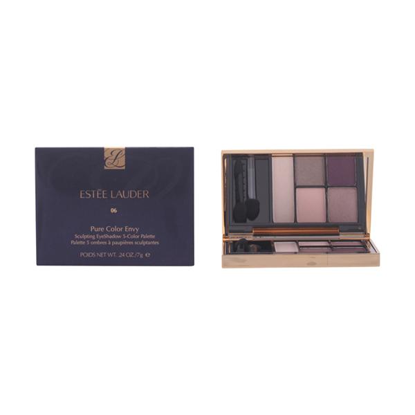 Estee Lauder - PURE COLOR eyeshadow palette 406-sangria 7 gr
