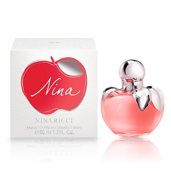 Nina Ricci - NINA edt vapo 50 ml