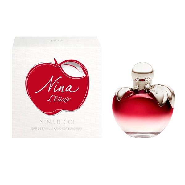 NINA L'ELIXIR edp vaporizador 80 ml